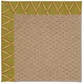 Capel Rugs Creative Concepts Raffia - Bamboo Tea Leaf (236) Octagon 10
