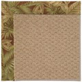 Capel Rugs Creative Concepts Raffia - Bahamian Breeze Cinnamon (875) Octagon 10