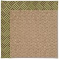 Capel Rugs Creative Concepts Raffia - Dream Weaver Marsh (211) Octagon 12