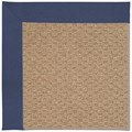 Capel Rugs Creative Concepts Raffia - Canvas Neptune (477) Octagon 12