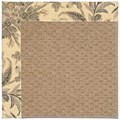 Capel Rugs Creative Concepts Raffia - Cayo Vista Graphic (315) Runner 2