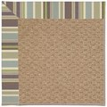 Capel Rugs Creative Concepts Raffia - Brannon Whisper (422) Runner 2
