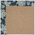 Capel Rugs Creative Concepts Raffia - Bandana Indigo (465) Rectangle 3