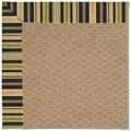 Capel Rugs Creative Concepts Raffia - Vera Cruz Coal (350) Rectangle 4