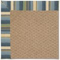 Capel Rugs Creative Concepts Raffia - Kalani Ocean (417) Rectangle 4