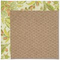 Capel Rugs Creative Concepts Raffia - Cayo Vista Mojito (215) Rectangle 5