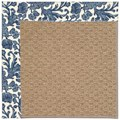 Capel Rugs Creative Concepts Raffia - Batik Indigo (415) Rectangle 5