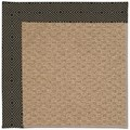 Capel Rugs Creative Concepts Raffia - Fortune Lava (394) Rectangle 7
