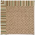 Capel Rugs Creative Concepts Raffia - Dorsett Autumn (714) Rectangle 7