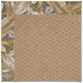 Capel Rugs Creative Concepts Raffia - Bahamian Breeze Ocean (420) Rectangle 8