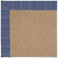 Capel Rugs Creative Concepts Raffia - Vierra Navy (455) Rectangle 9