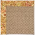 Capel Rugs Creative Concepts Raffia - Tuscan Vine Adobe (830) Rectangle 12