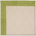 Capel Rugs Creative Concepts White Wicker - Tampico Palm (226) Runner 2