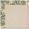 Capel Rugs Creative Concepts White Wicker - Cayo Vista Ocean (425) Runner 2