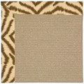Capel Rugs Creative Concepts Sisal - Couture King Chestnut (756) Runner 2