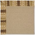 Capel Rugs Creative Concepts Sisal - Java Journey Chestnut (750) Runner 2