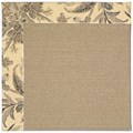 Capel Rugs Creative Concepts Sisal - Cayo Vista Graphic (315) Runner 2