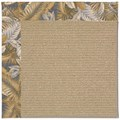 Capel Rugs Creative Concepts Sisal - Bahamian Breeze Ocean (420) Rectangle 3