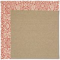 Capel Rugs Creative Concepts Sisal - Imogen Cherry (520) Rectangle 3