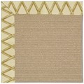Capel Rugs Creative Concepts Sisal - Bamboo Rattan (706) Rectangle 3