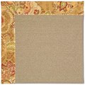 Capel Rugs Creative Concepts Sisal - Tuscan Vine Adobe (830) Rectangle 4