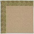 Capel Rugs Creative Concepts Sisal - Dream Weaver Marsh (211) Rectangle 7