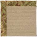 Capel Rugs Creative Concepts Sisal - Bahamian Breeze Cinnamon (875) Rectangle 12