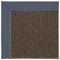 Capel Rugs Creative Concepts Java Sisal - Heritage Denim (447) Octagon 8
