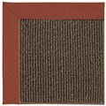 Capel Rugs Creative Concepts Java Sisal - Canvas Brick (850) Runner 2