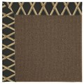 Capel Rugs Creative Concepts Java Sisal - Bamboo Coal (356) Runner 2