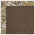 Capel Rugs Creative Concepts Java Sisal - Bahamian Breeze Ocean (420) Rectangle 3