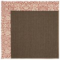Capel Rugs Creative Concepts Java Sisal - Imogen Cherry (520) Rectangle 3
