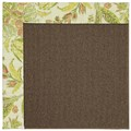Capel Rugs Creative Concepts Java Sisal - Cayo Vista Mojito (215) Rectangle 5