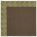 Capel Rugs Creative Concepts Java Sisal - Dream Weaver Marsh (211) Rectangle 7