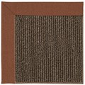 Capel Rugs Creative Concepts Java Sisal - Linen Chili (845) Rectangle 7