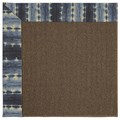 Capel Rugs Creative Concepts Java Sisal - Java Journey Indigo (460) Rectangle 8