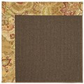 Capel Rugs Creative Concepts Java Sisal - Tuscan Vine Adobe (830) Rectangle 9