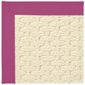 Capel Rugs Creative Concepts Sugar Mountain - Canvas Hot Pink (515) Octagon 4