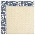 Capel Rugs Creative Concepts Sugar Mountain - Batik Indigo (415) Octagon 6