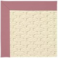 Capel Rugs Creative Concepts Sugar Mountain - Canvas Coral (505) Octagon 6