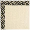 Capel Rugs Creative Concepts Sugar Mountain - Wild Thing Onyx (396) Octagon 10