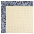 Capel Rugs Creative Concepts Sugar Mountain - Paddock Shawl Indigo (475) Runner 2