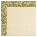 Capel Rugs Creative Concepts Sugar Mountain - Coral Cascade Avocado (225) Runner 2