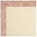 Capel Rugs Creative Concepts Sugar Mountain - Imogen Cherry (520) Rectangle 8