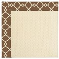 Capel Rugs Creative Concepts Sugar Mountain - Arden Chocolate (746) Rectangle 8