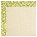 Capel Rugs Creative Concepts Sugar Mountain - Shoreham Kiwi (220) Rectangle 8