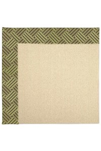 Capel Rugs Creative Concepts Beach Sisal - Dream Weaver Marsh (211) Octagon 4' x 4' Area Rug