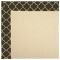 Capel Rugs Creative Concepts Beach Sisal - Canvas Antique Beige (717) Octagon 10