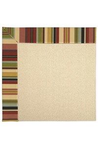 Capel Rugs Creative Concepts Beach Sisal - Sidewalk Lacquer-Ebony (920) Rectangle 12' x 12' Area Rug