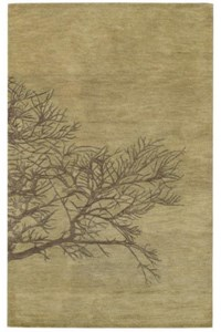 Capel Graphique Shadow 225 Moss (3391 225) Rectangle 8'0